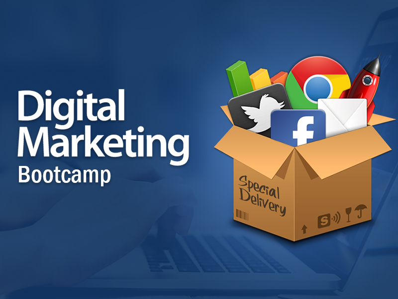 Complete Digital Marketing Course - 12 Courses in 1