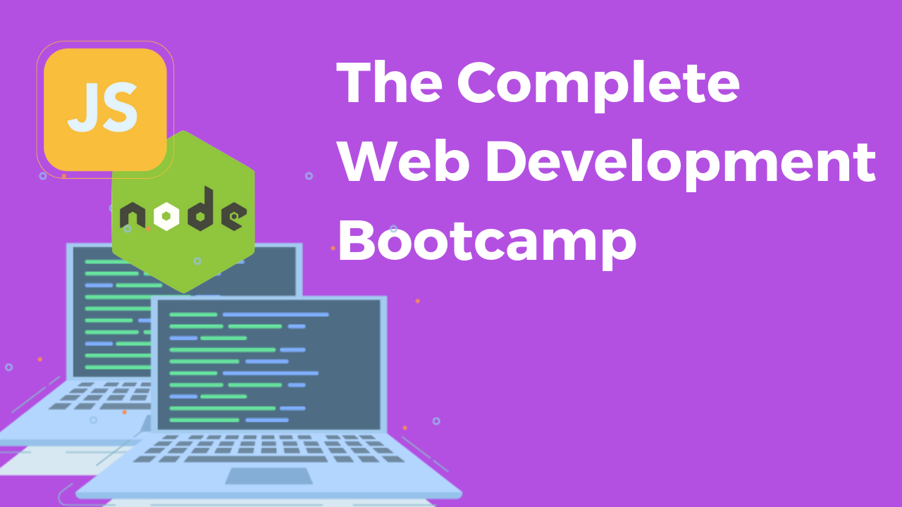 Complete 2021 Web Development Bootcamp
